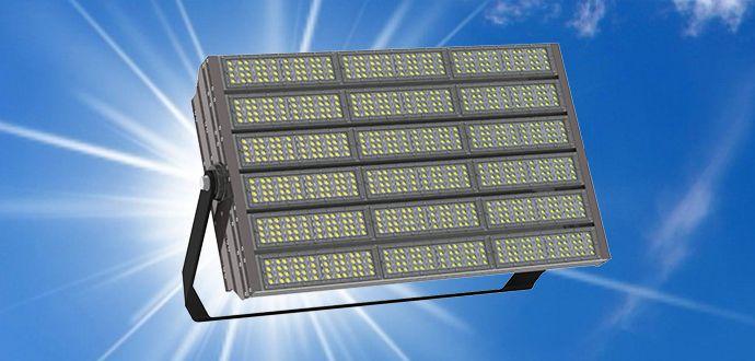 Đèn pha LED SARA M3-48D 645W-1000W Dimming